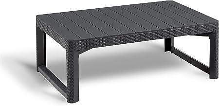 Allibert Lyon tafel 116 cm, grafiet