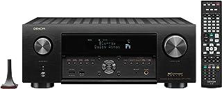 Denon AVR-X4700H 9.2-Channel 8K AV Receiver with 3D Audio and Amazon Alexa Voice Control (Renewed)