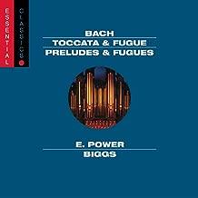 Bach: Organ Works Essential Classics