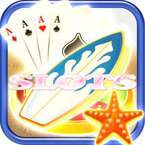 Border Surfboard Life Slots Free Mega Multiline Vegas Casino Games Premium Slots Free for Kindle Fire HD Multiple Lines Deluxe VIP Freeslots Vegas Tablets Mobile Top Casino Games Kindle
