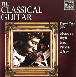 Soler Guitar Sonatas M.29 30 & 34. Haydn Sonata Hob. Xvi: 28. Mozart Divertimento K.439B