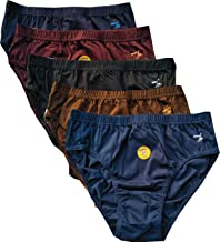 Rupa Jon Aishwarya Plain Panties Pack of 5