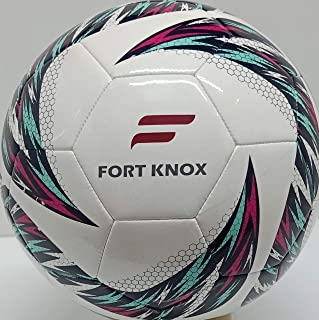 KIX MULTI Soccer Ball | PU Leather Ball | Best for Football Enthusiasts and Soccer Player
