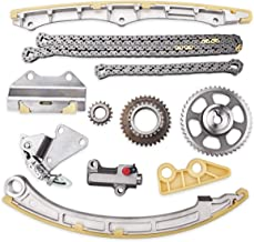 PUENGSI Engine Timing Chain Kit Replacement fit for Honda 03-05 Accord 02-07 CR-V 03-07 Element VTEC 2.4L 2354CC L4 DOHC 16V ENG.CODE K24A4 K24A8 K24A1 K24Z1