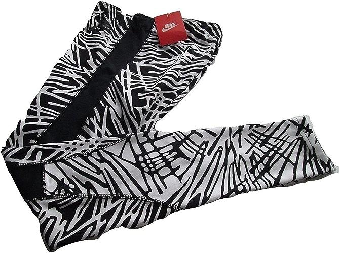 Nike Femme Jambe A Voir Imprimé sur Tout Le courte Legging