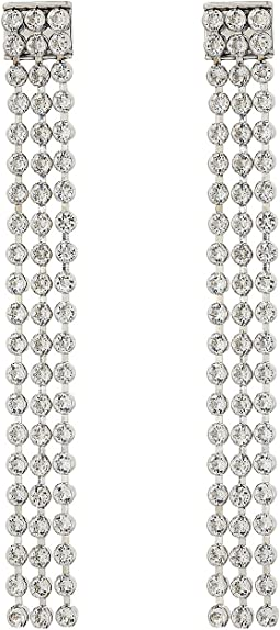 Swarovski - Long Fit Refresh Pierced Earrings