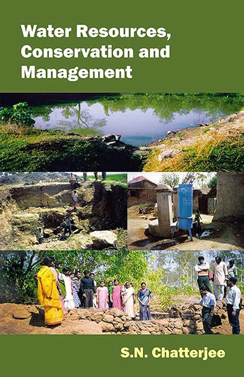 アンソロジー考古学者足Water Resources, Conservation and Management (English Edition)