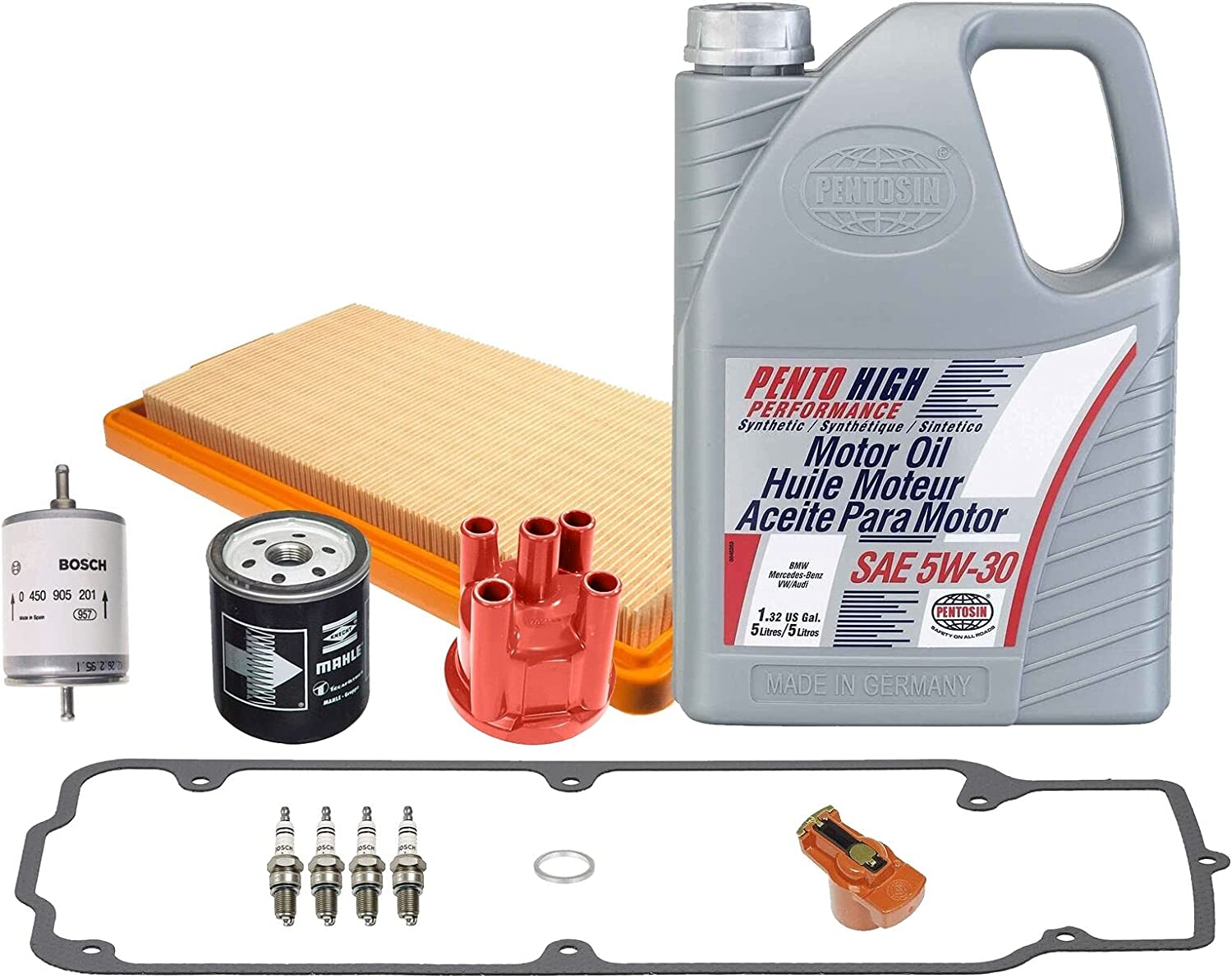 Tune Up and Filters kit with Oil BMW 19 318i service E30 Compatible Animer price revision