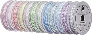 American Crafts Value Pack Baker's Twine, 5-Yard Per Spool, 24-Pack