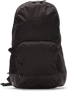 Hurley Blockade II Solid Durable Laptop Travel Backpack Bag Active Athlete