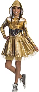 Rubie's Costume C3Po Star Wars Classic Child Costume Dress