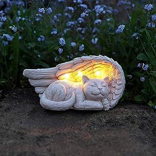 LEWIS&WAYNE Cat Pet Memorial Stones Gifts Ornament, Pet...