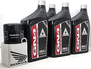 2007 HONDA VT1100C2 SHADOW SABRE OIL CHANGE KIT