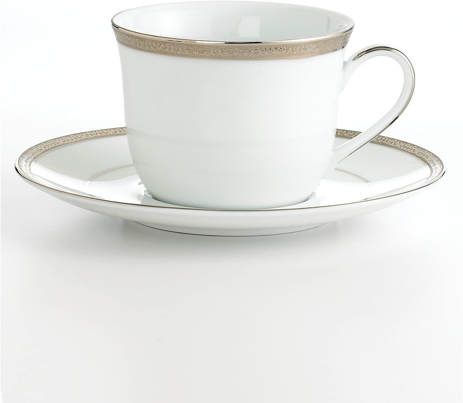 Charter Club Home Grand White Don't miss the campaign Buffet Platinum Saucer Purchase