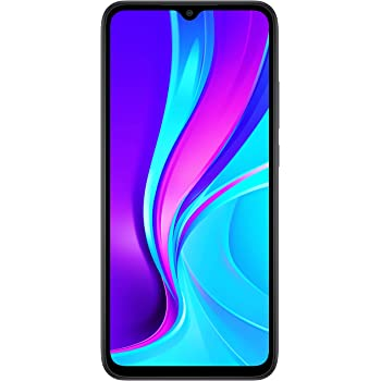 Redmi 9 (Carbon Black, 4GB RAM, 64GB Storage) |3 Months No Cost EMI on BFL | Extra INR 500 cashback as Amazon Pay Balance
