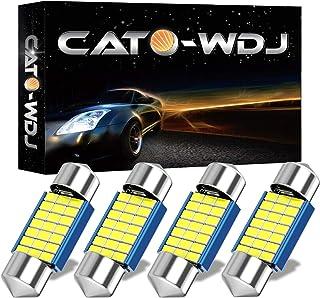 31mm DE3175 LED Festoon Bulbs, Canbus Error Free 3021...
