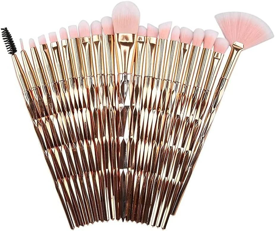Make Up Brushes Makeup Brush 20Pcs Ey Eye Challenge the lowest price of Japan Ranking TOP19 Set Kit