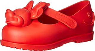 Kids' Mini Classic Baby + Mickey and Friends Mary Jane Flat
