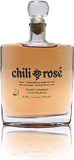 Chili Rosé Trauben-Likör mit Chili süß und scharf - Winzer-Likör