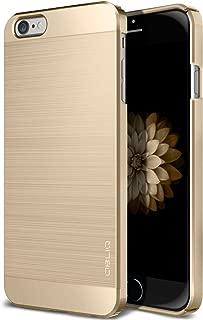 iPhone 6S Case, OBLIQ [Slim Meta][Champagne Gold] Premium Slim Fit Thin Armor All-Around Shock Resistant Polycarbonate Metallic Case for Apple iPhone 6S (2015) & iPhone 6 (2014)