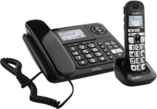 Clarity E814 Moderate Hearing Loss Cordless Phone with E814HS Expandable Handset Bundles (Clarity E814CC) photo