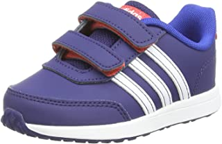 adidas Baby Boys' VS Switch 2 CMF Shoes, Dark Blue/Footwear White/Hi-Res Red, 24-36 Months (24-36 Months)