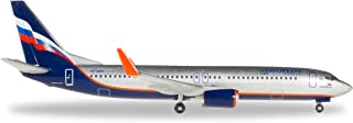 ヘルパ 1/500 B737-800 アエロフロート航空 VP-BRR 完成品