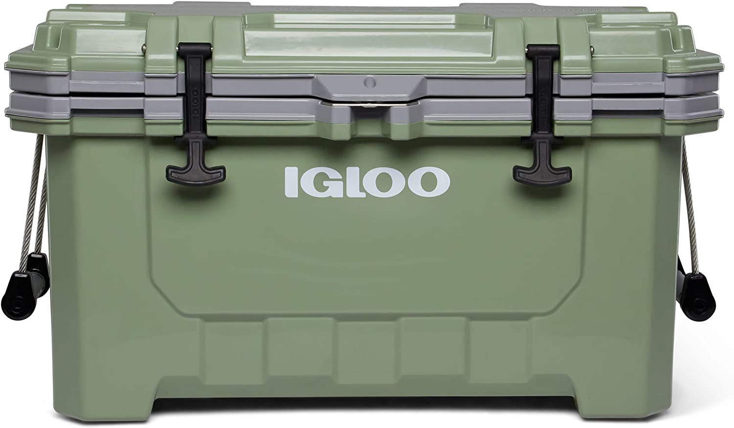 Igloo Latest item 70 New product QT Lockable Insulated Ice Cooler Handl Chest with Carry