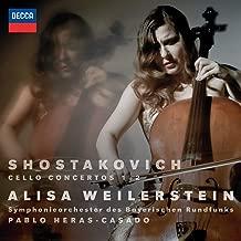 Shostakovich: Cello Concerto No.1, Op.107 - 1. Allegretto