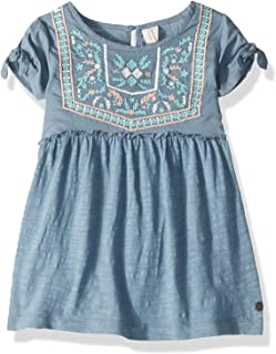Girls' Ocean Away Denim Dress