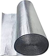 Self-Adhesive Thick Sturdy and Durable Foil Insulation Vapour Barrier Home Roof Building Materials Sun Protection and Cold...