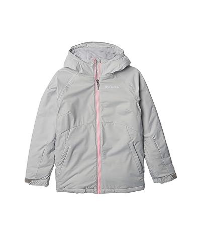 Columbia Kids Alpine Action II Jacket (Little Kids/Big Kids) (Columbia Grey Heather/Columbia Grey) Girl