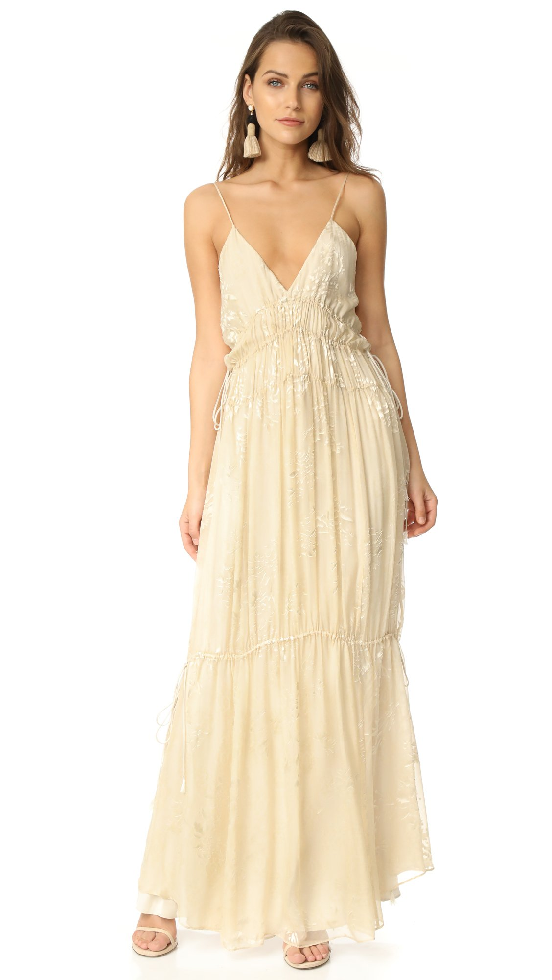 Available at Amazon: Haute Hippie Women's Elixr Gown