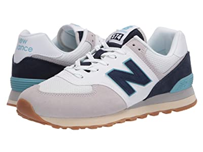 New Balance Classics ML574v2 (Rain Cloud/Pigment) Men