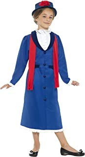 Smiffys Victorian Nanny Costume