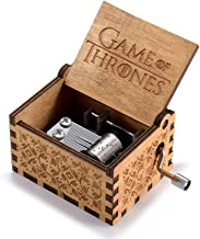 Best game thrones music box Reviews