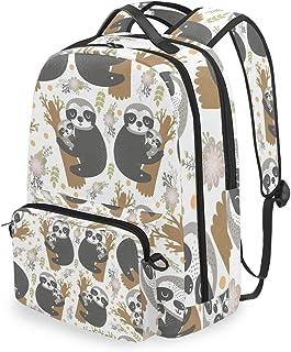 Mochila con Bolsa Cruzada Desmontable, diseño de Animales de la Naturaleza