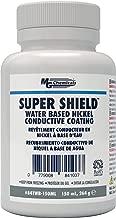 MG Chemicals 841WB Super Shield Water Based Nickel Print Conductive Coating, 150mL Liquid