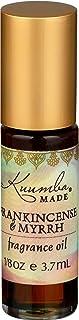 KUUMBA MADE Frank & Myrrh Fragrance Oil, 0.125 FZ