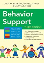 Behavior Support (Teachers' Guides)