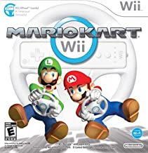 $64 » Mario Kart Wii with Wii Wheel - World Edition