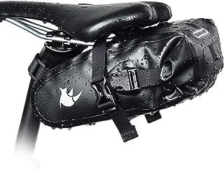 comprar comparacion Alofrjas Bicicleta, Selighting Bolsa Bicicleta Alforja Bici Impermeable Multifuncional Bolsas Sillín Bolso para Asiento Tr...