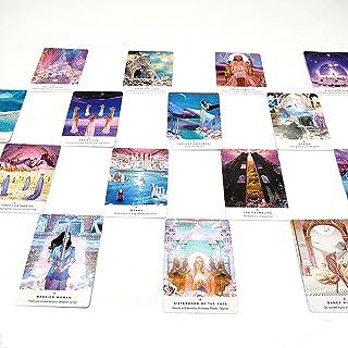 タロットかーど かわいい オラクルカード Work Your Light Oracle Card タロット占いカード 初心者