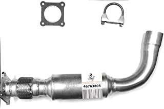 TED Direct-Fit Catalytic Converter Fits: 08-10 Grand Caravan/Town&Country 3.3/3.8L