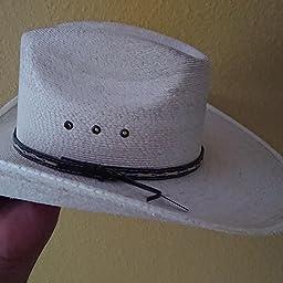 Stetson SSSQRE-7940 Square Eyelets Reg Oval Hat