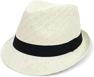 3c114f16f88 Amazon.com  Ivory - Fedoras   Hats   Caps  Clothing