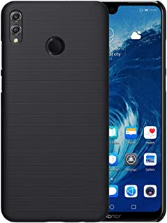 Huawei Honor 8x Max Nillkin Frosted Super Shield Hard Case Back Protective Cover For Honor 8X Max Black
