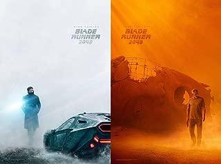 BLADE RUNNER 2049 - Set of 2 - 11.5