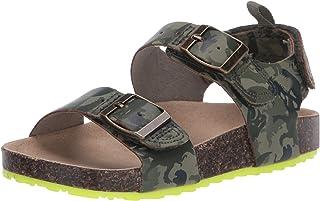 Carter's Kids' Aldus Comfort Sandal with Hook and Loop Closure