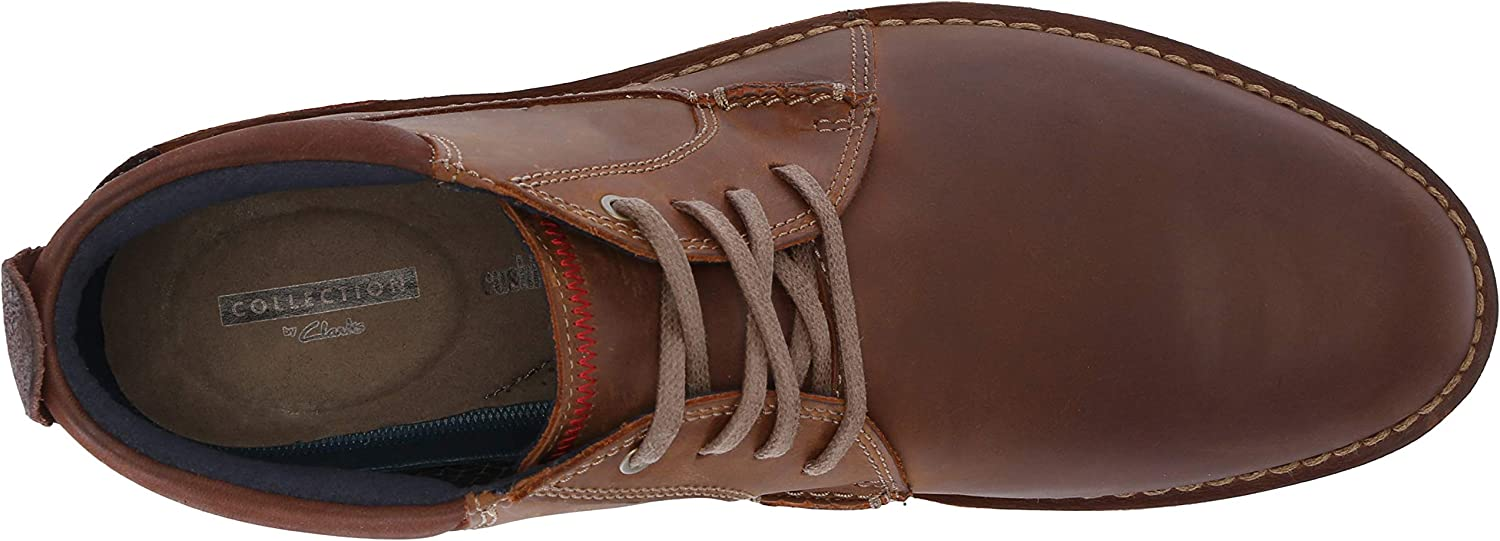 Clarks Vargo Mid Mens Boot Ankle
